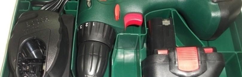 Зеленый Бош — тоже тема. Отличный «шурик» для дома.