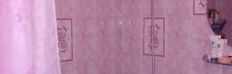 Сиреневая ванная комната — дизайн, смета и фото нашего ремонта