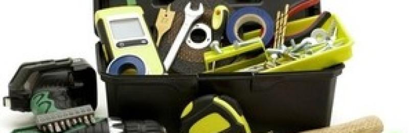 Формируем набор инструментов для дома
