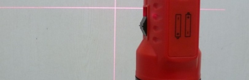 Выбираем недорогой лазерный уровень для дома.