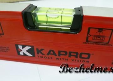 Строительный уровень Kapro — наиболее удачные модели