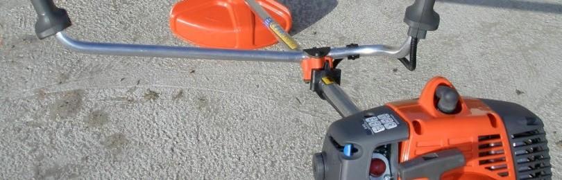 Отзыв о бензиновом триммере Husqvarna 128R — отличная косилка для дачи