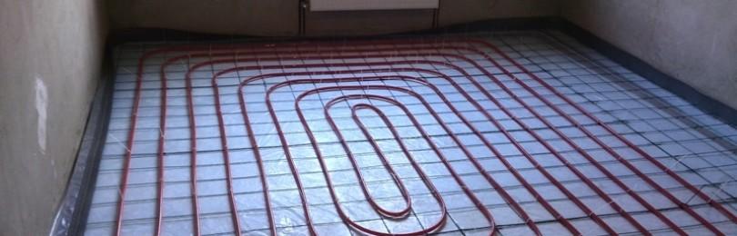 Теплый пол под плитку — наш ремонт с фото и сметой