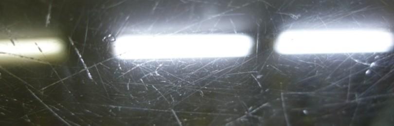С легкостью полируем стекло — проще простого.