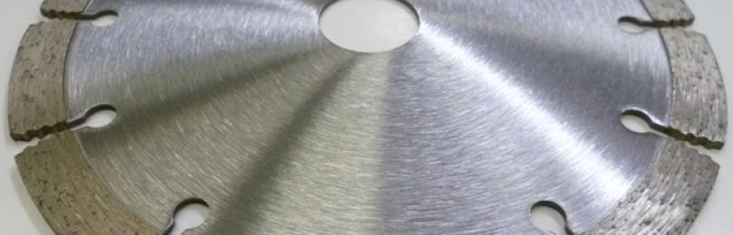 Алмазный отрезной диск — режем камень на ура.