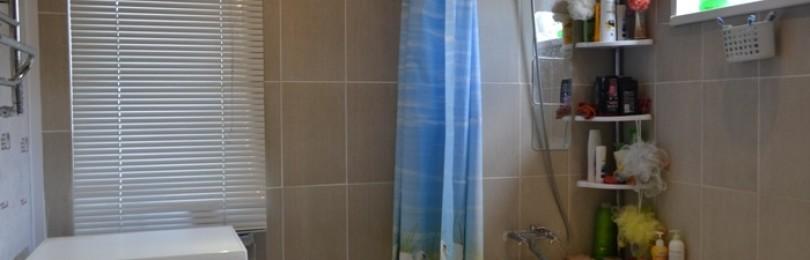Отчет о ремонте в ванной