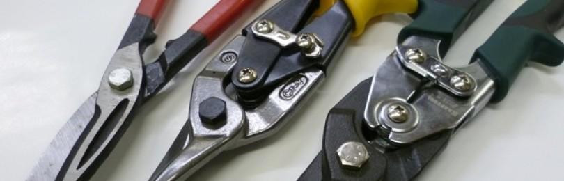 Ножницы по металлу — наши или импортные? Кто кого?