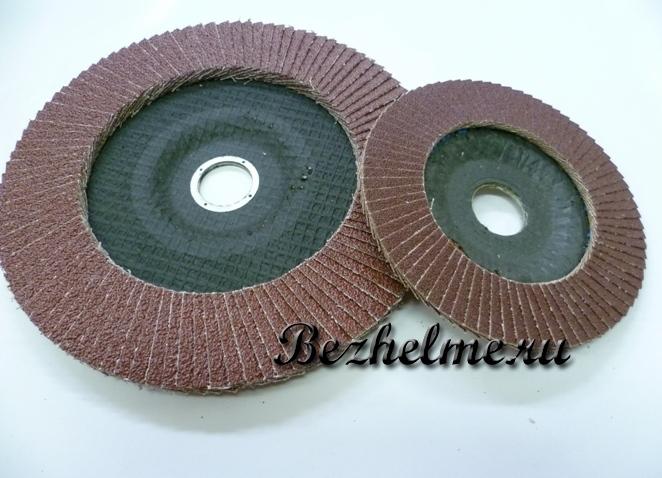 Тест отрезных дисков к углошлифовальным машинам