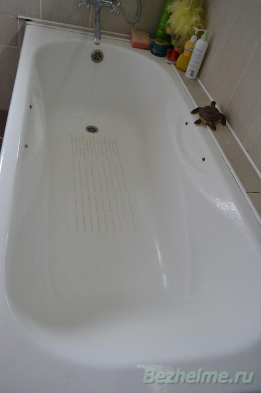 Отчет о ремонте в ванной Изначально мы подумали что с помощью этих ручек удобно было бы вставать из ванной однако на практике ручке разболтались и отвалились через 2 года